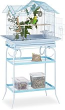 Nicky Bird Cage with Accessories Archie & Oscar