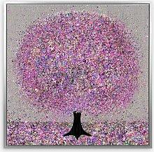Nicky Chubb - 'Dotty Spring' Framed Canvas
