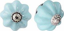 Nicola Spring Ceramic Cupboard Drawer Knobs -