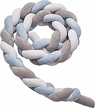 Nicole Knupfer Bumper Braided Braid Pillow Baby