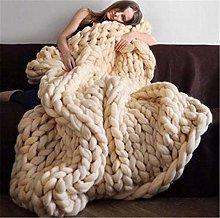 Nicole Knupfer Handmade Giant Soft Thick Chunky