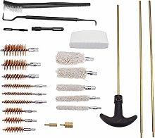 NICOLIE 24 in 1 U niversal Guns Brush Cleaning Kit