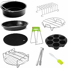 NIDONE Air Fryer Accessory comes with 10 packs of