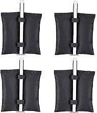 NIDONE Gazebo Weights Bags Heavy Duty Sandbags