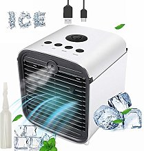 Nifogo Air Cooler Portable - 3 in 1 Mini Personal