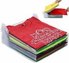 Nifogo Closet Organizer and Shirt Folder,T Shirt