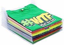 Nifogo Closet Organizer, T-Shirt Clothes Folder,