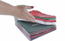 Nifogo Clothes Folder, T Shirt Organiser, Clothes
