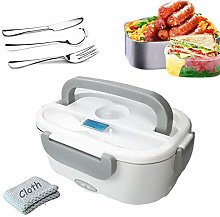 Nifogo Electric Lunch Box, Heated Lunch Box 12V