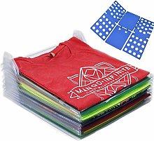 Nifogo Folding Board, T-Shirt Organizer, Closet