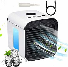 Nifogo New Personal Evaporative Air Cooler - 3 in
