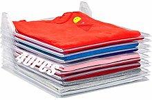 Nifogo Storage class Closet Organizer, T-shirt