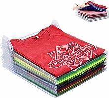 Nifogo T-shirt organizer, Closet Organizer, Closet