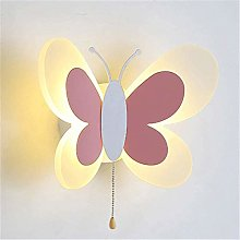Night Light Kids LED Dimmable with Pull Cord Light