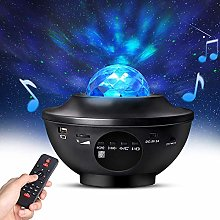 Night Light Projector with Timer & Remote Control,