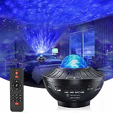 Night Light Star Projector with Timer & Remote