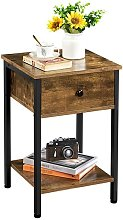 Nightstand Bedside Table, Sofa Side Table Simple