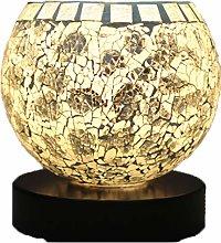 Nightstand Lamp Table Lamp Crystal Salt Lamp