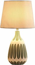 Nightstand Lamp Table Lamp Romantic Modern Ceramic