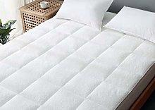 NIGHTZONE Mattress Topper Sherpa Fleece Super Soft