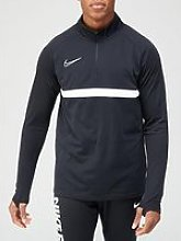 Nike Academy 21 Dry Drill Top - Black
