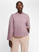 Nike Nsw Full Zip Hoodie - Pink