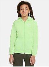 Nike Nsw Hoodie Full Zip Club Hoodie - Green