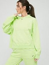 Nike Nsw Wash Overhead Hoodie - Green