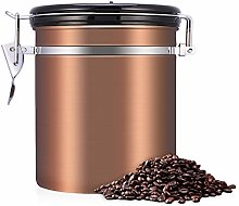 Nikou Coffee Container - 1.5L 304 Stainless Steel