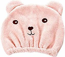 Nikou Dry Hair Towel - Women Cartoon Animal Quick