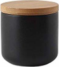 Nileco Ceramic Sugar Bowl Spice Container,simple
