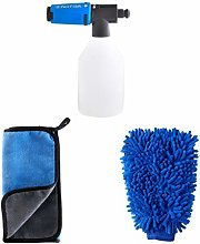 Nilfisk 3-Piece Car Cleaning Pressure Washer Kit