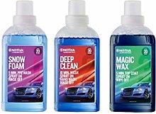 Nilfisk 3-Step Car Cleaning Pressure Washer