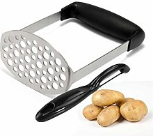NILICAN Stainless Steel Light Portable with Potato