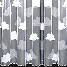 NIMBUS – A Modern Designed Net Curtain with a