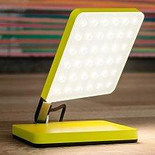 Nimbus Roxxane Fly LED table lamp, neon yellow