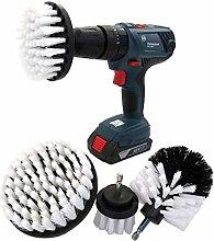 NINAINAI Power Scrubber Convenient Drillbrush