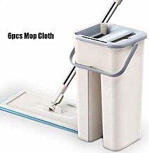 Ningb Mop Bucket System 2 in 1 Handsfree Squeeze