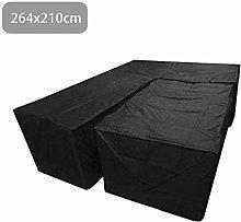 ningxiao586 2Pcs L Shape Cover, Waterproof L Shape