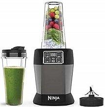 Ninja Blender with Auto-iQ [BN495UK] 1000 W, 2 x