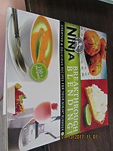 Ninja Breakthrough Blending Cookbook For Kitchen