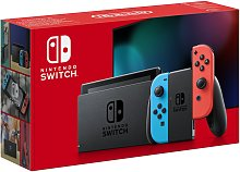 Nintendo Switch Console - Neon with improved