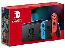 Nintendo Switch Nintendo Switch Console (Improved