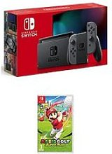 Nintendo Switch Nintendo Switch Console With Mario