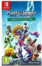 Nintendo Switch Plants Vs Zombies: Welcome To