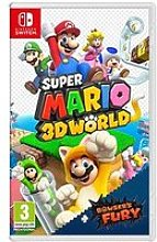 Nintendo Switch Super Mario 3D World +