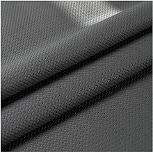 NIUFHW Grey Artificial Leather Synthetic Leather