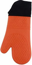 NIUMANI 1pc Household Silicone Oven Gloves With