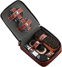 NJBYX Professional Leather Shoes Care Tools 9
