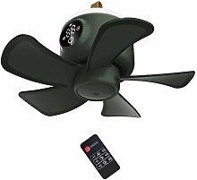 NKDD 8000mAh Remote Control Timing Camping Fan 4